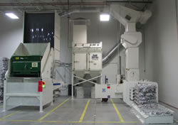 Villaco, Inc. Single Shaft Shredder