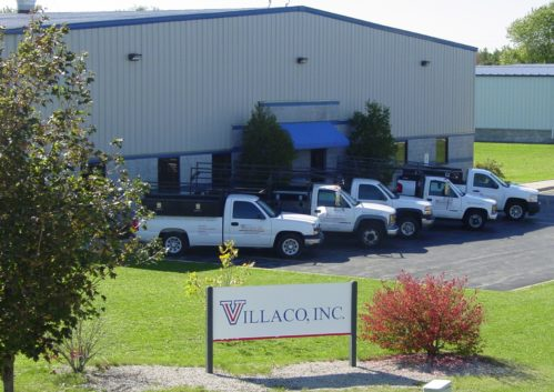 Villaco, Inc. Used Baler and Shredder Service